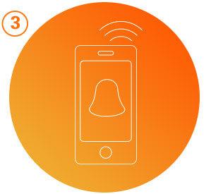 Smart Doorbell - Add Device - cleverdog กริ่งกดเรียกอัจฉริยะ - Home automation products Smart Door Bell กันน้ำ กริ่งเรียกอัจฉริยะ อินเตอร์คอมบนมือถือ