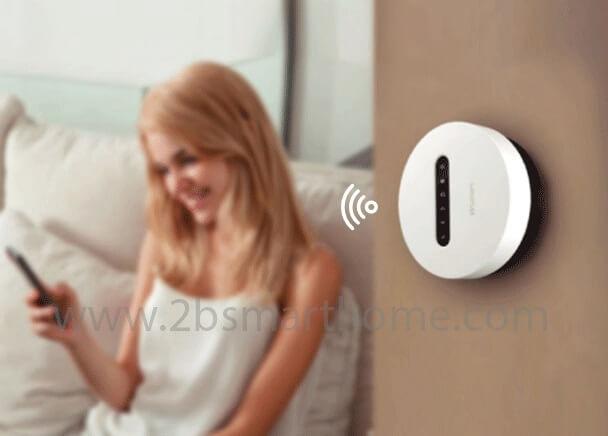 Wulian Smart Gateway(LAN,AP) - สินค้าระบบ Smart Home Automation บ้านอัจฉริยะ ราคาไม่แพง จาก Wulian Thailand