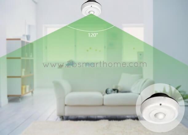 Smart PIR Motion Detector