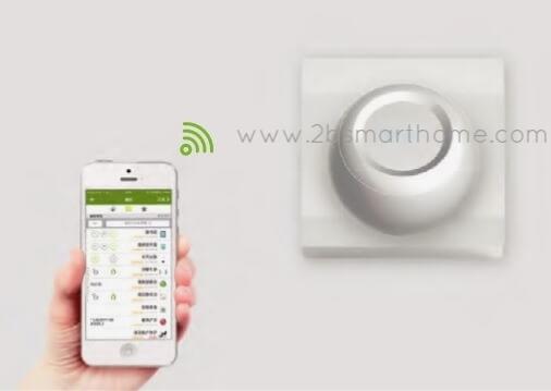 Wulian Smart Repeater/Signal Booster - สินค้าระบบ Smart Home Automation บ้านอัจฉริยะ ราคาไม่แพง จาก Wulian Thailand