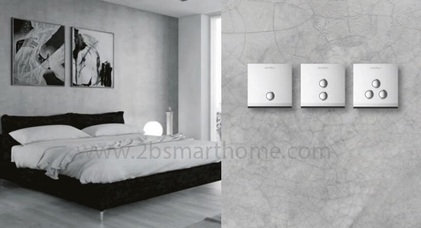 Wulian Smart Binding Switch(L, N) - สวิทช์เปิดปิดไฟควบคุมด้วยโทรศัพท์มือถือ จาก Wulian Thailand - Smart Home Automation บ้านอัจฉริยะ Smart Switch