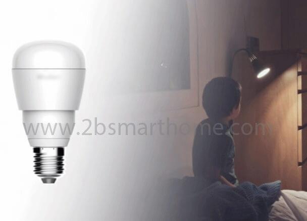 Wulian Smart Bulb - สวิทช์หรี่ไฟแบบสัมผัสควบคุมด้วยโทรศัพท์มือถือ จาก Wulian Thailand - Smart Home Automation บ้านอัจฉริยะ