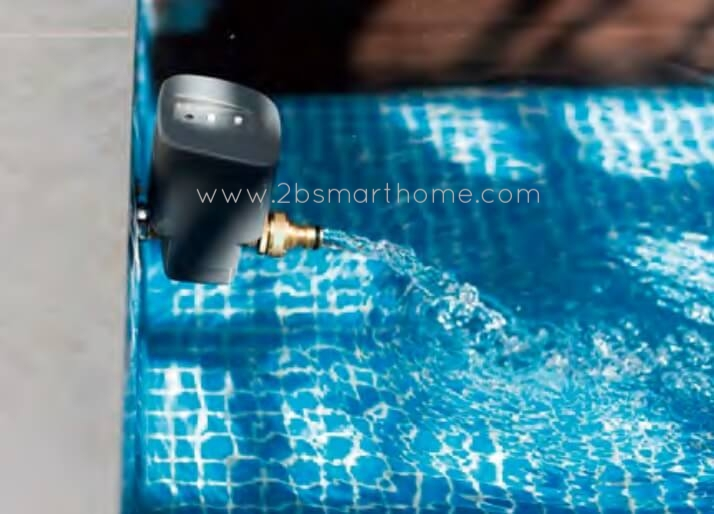 Smart Electronic Water Valve Wulian Thailand - Smart Home Automation บ้านอัจฉริยะ