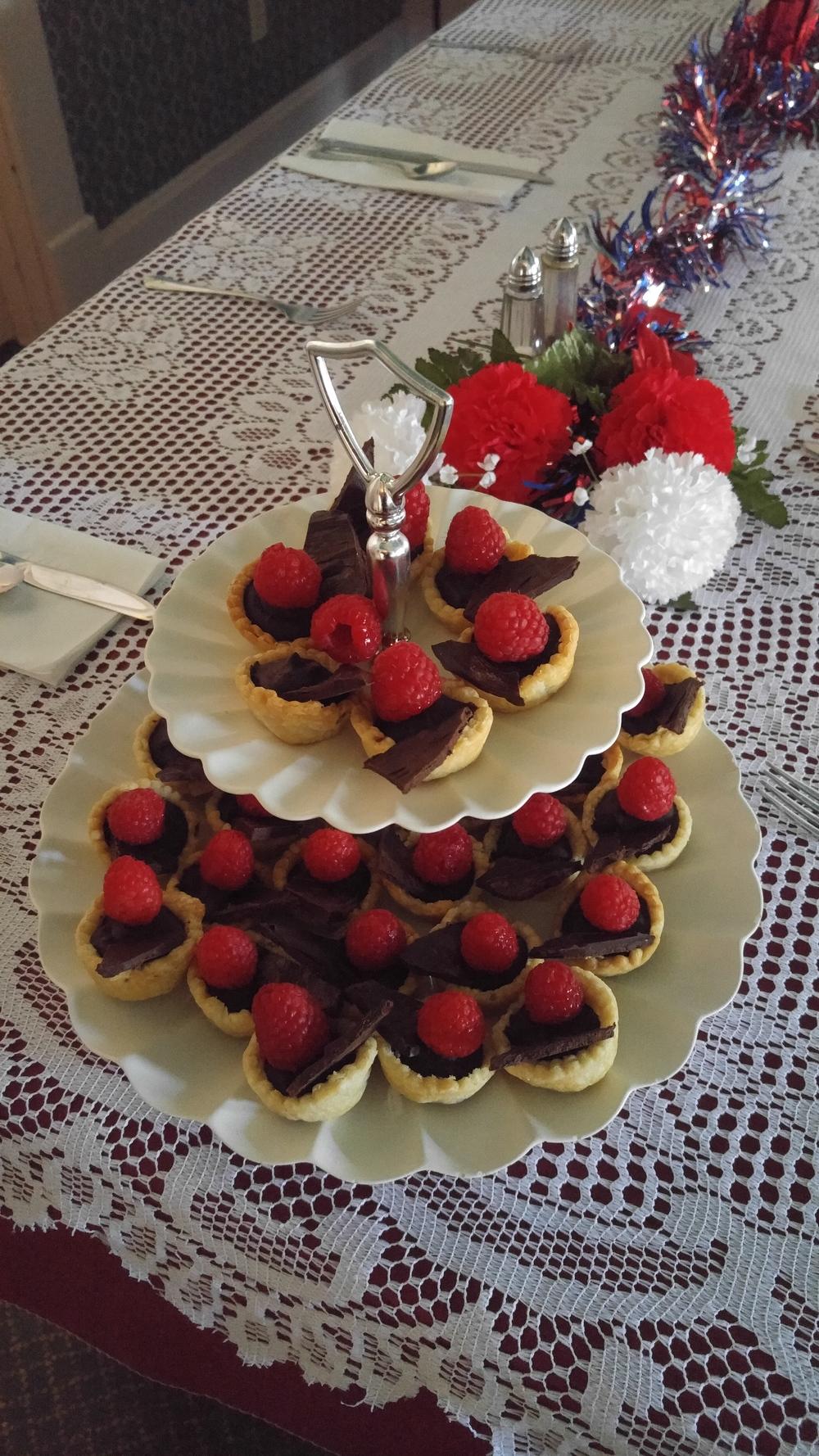 Dessert, Celeste style