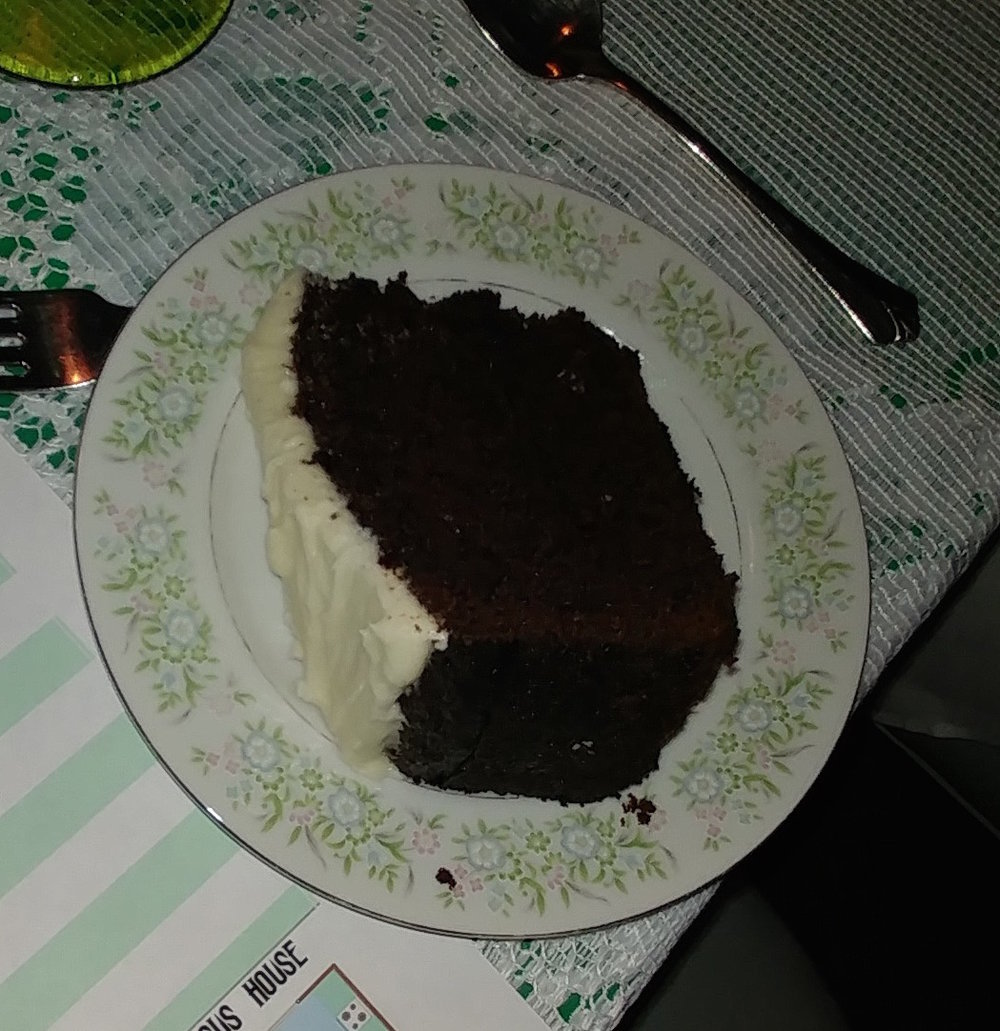 Chocolate Guinness cake!