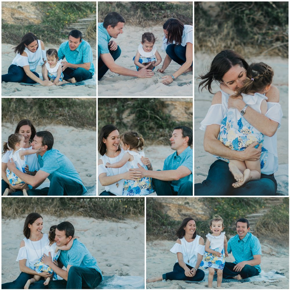 family photographer central coast