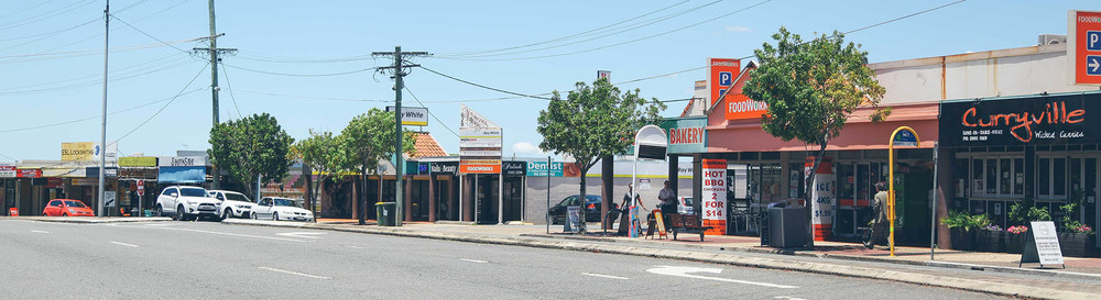 Wynnum Road is the main road through Morningside and is lined with boutique cafes and speciality retail stores.