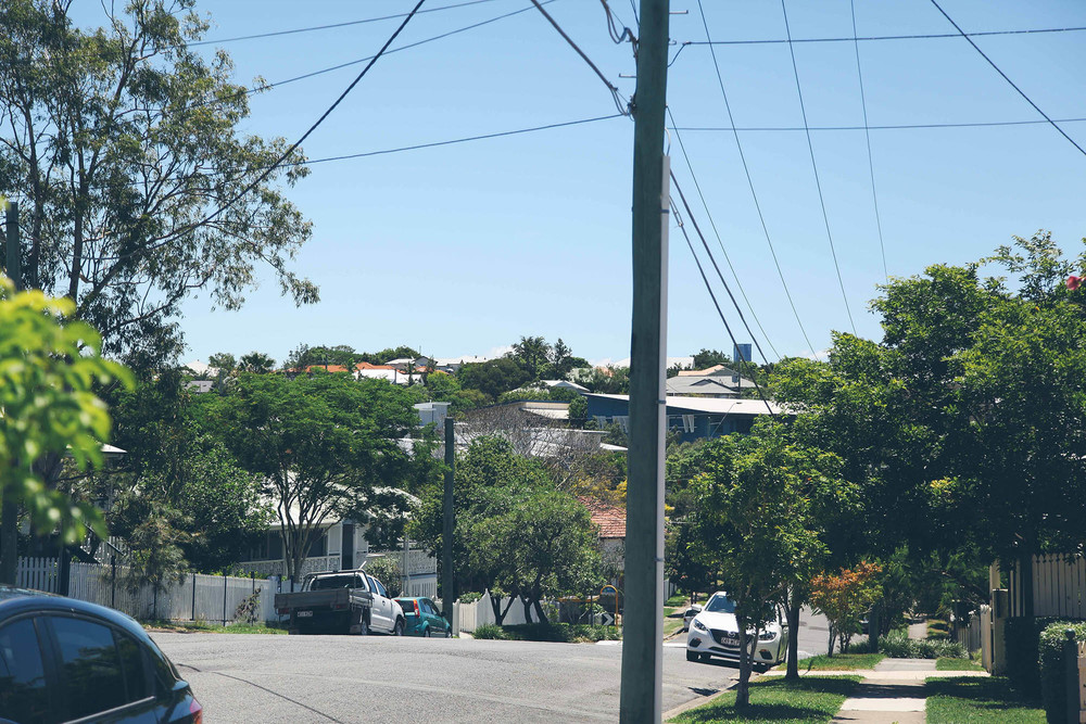 From the higher streets in Morningside there is a fabulous view back to the Brisbane City skyline, providing a great selling point for these properties.
