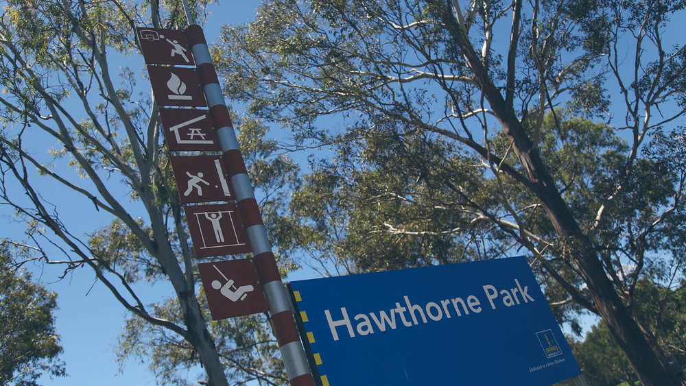 Hawthorne Park is the perfect place to take the family for a day out and enjoy a BBQ or a game of soccer or cricket.