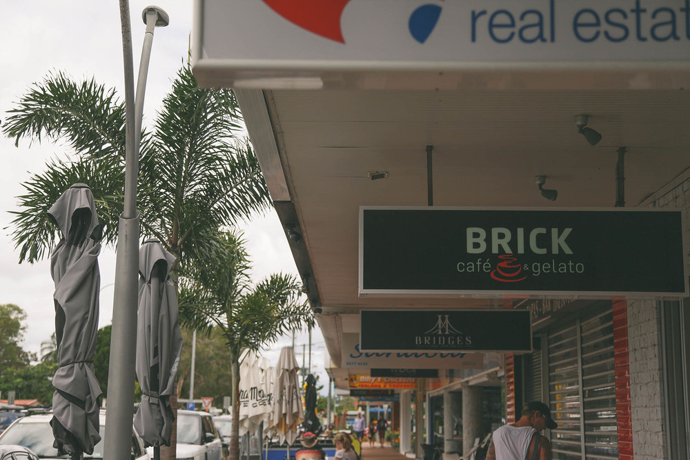 Paradise Point is the perfect Gold Coast suburb to raise a family, with a large variety of shops and cafes, as well as a large playground.