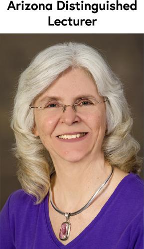 Janis Burt, PhD - Professor, Department of Physiology, University of Arizona