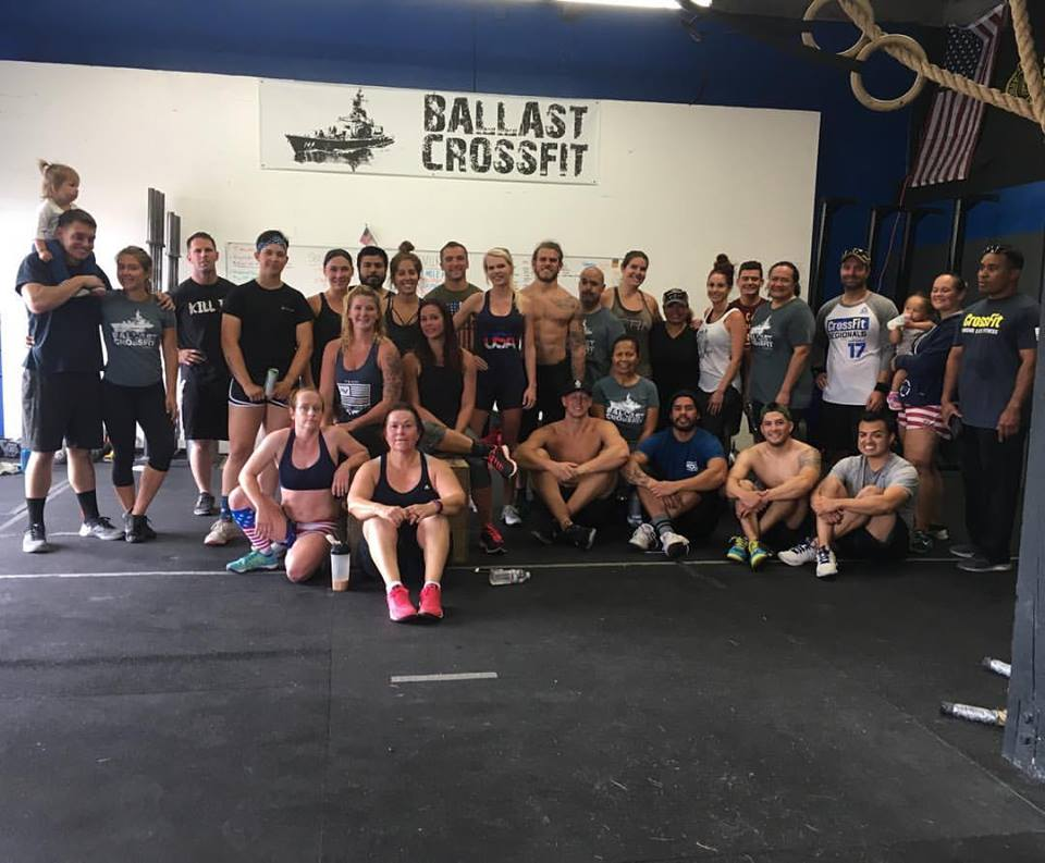 Post Memorial Murph. Great job everybody!