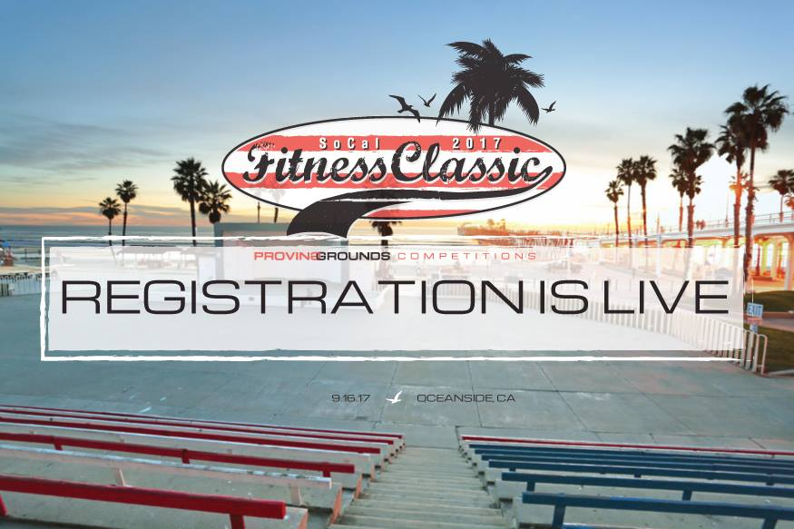 COME watch some teams from Ballast compete in the So Cal Fitness Classic, September 16th 2017. It is in our home town of Oceanside and is going to be a great event to watch. Come out, support, and meet some of the crew.