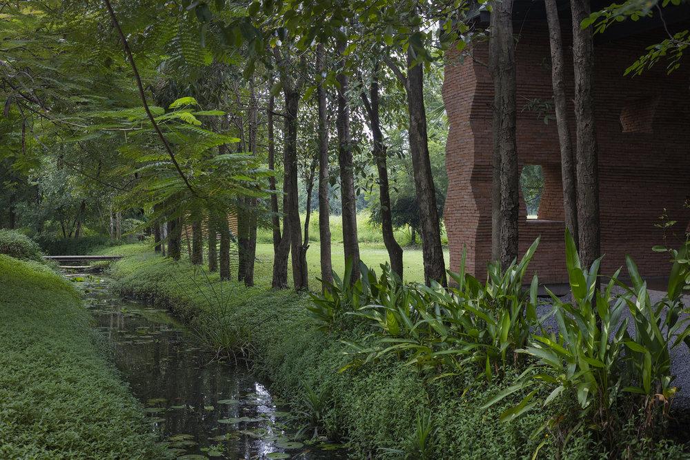 Kantana Institute by BANGKOK PROJECT COMPANY / Nakhon Pathom, Thailand