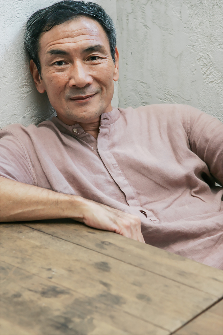 LIM KAY TONG  Film & Stage Actor, Co-Founder of TheatreWorks