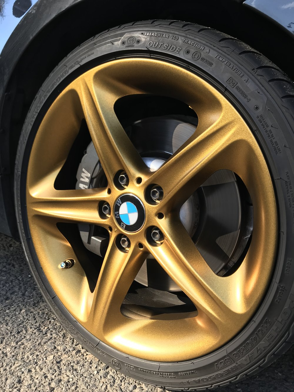 Satin Pure Gold Alloy
