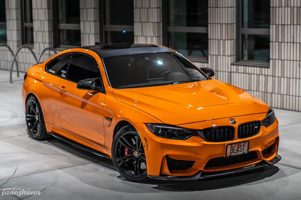 Fire Orange AutoFlex Gloss