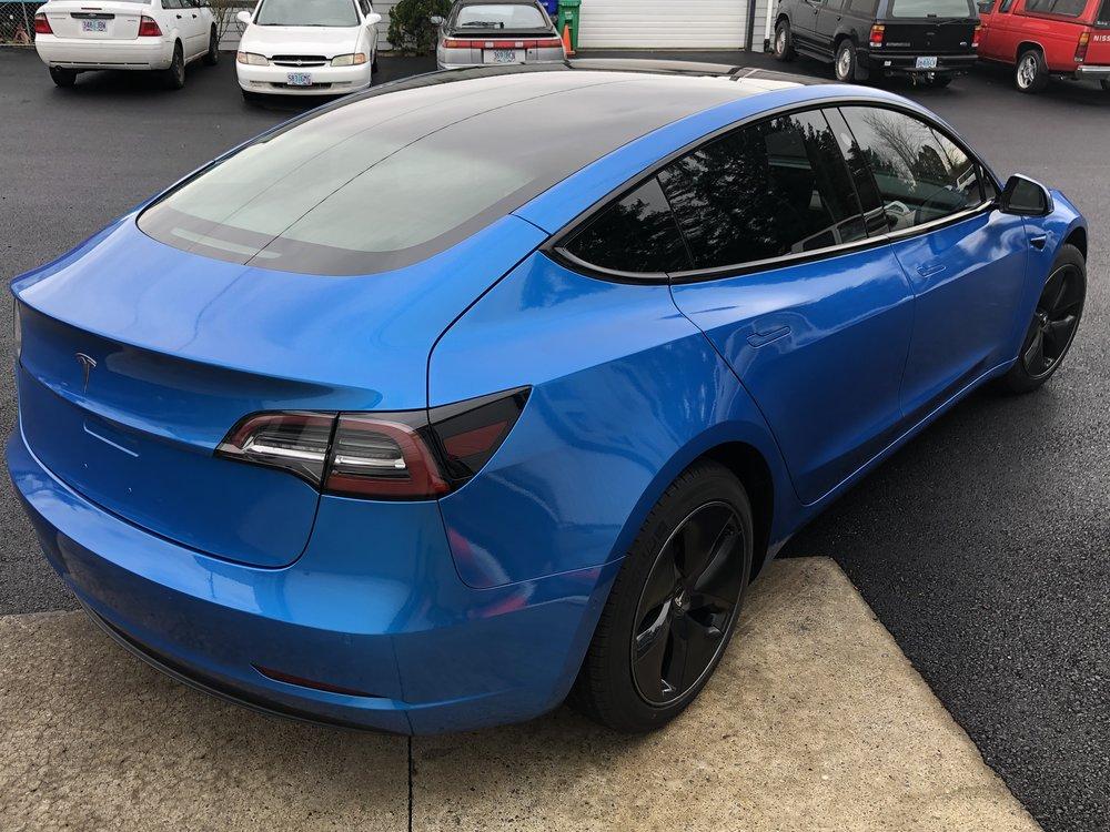 Cobalt Blue AutoFlex Gloss