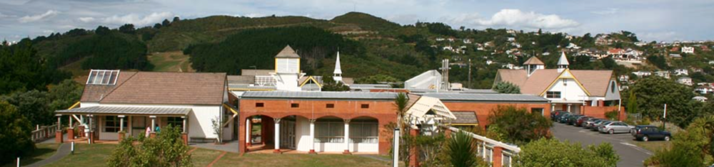 The Home of Compassion in Island Bay
