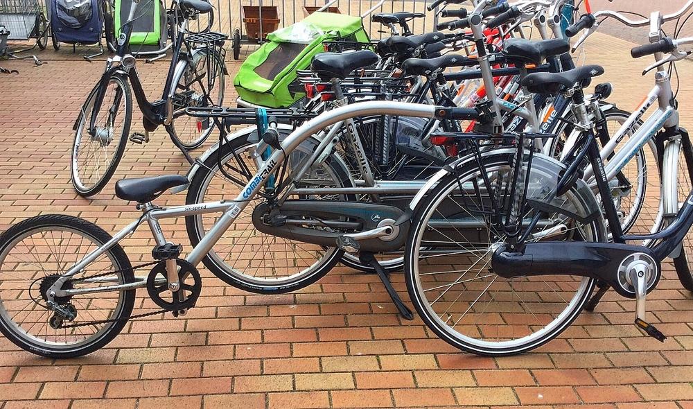 כל סוגי האופניים מוצעים להשכרה