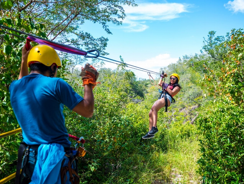 Zip Lining In CostaRica