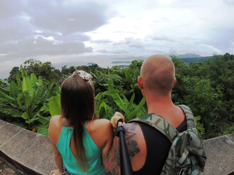 One of the Phuket's viewpoints. Photo credit: Anna Ivanova