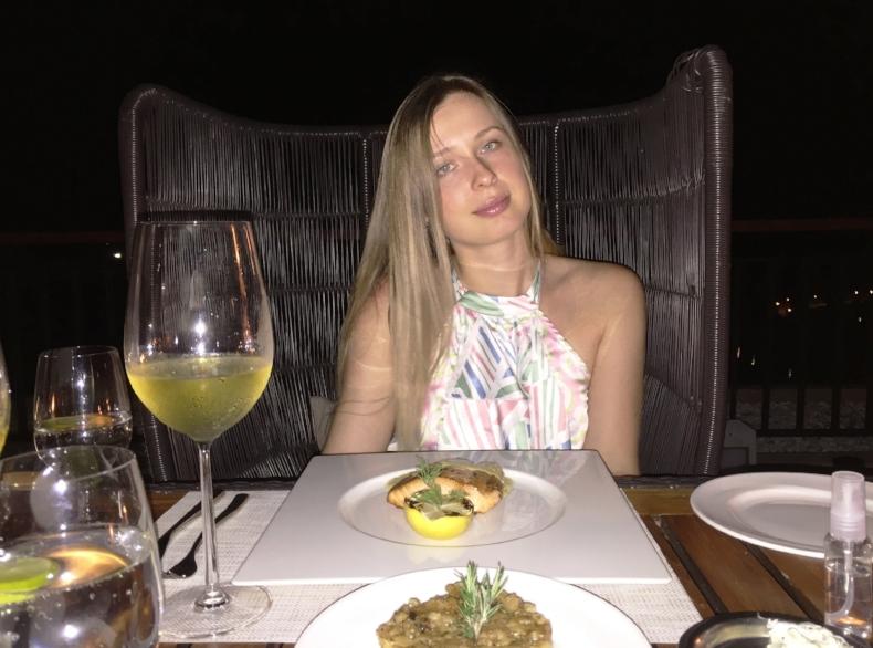 Dinner at Amari Hotel Restaurant. Photo credit: Anna Ivanova