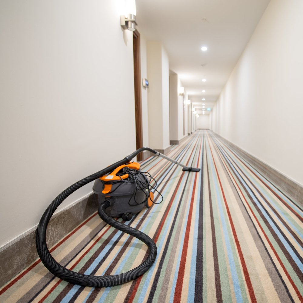Hotel Cleaning & Housekeeping - Keep your guests happy by maintaining a clean, hygienic hotel