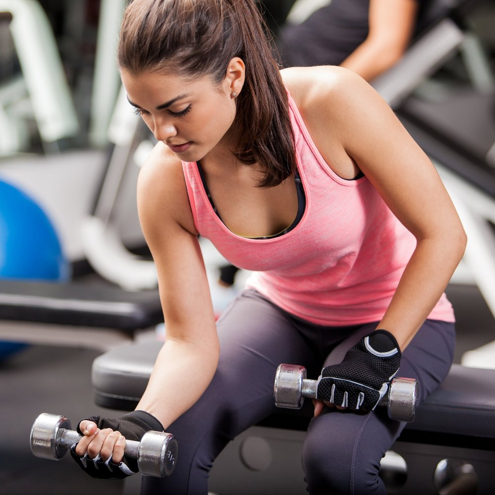 Health & Fitness Club Cleaning - Don't clean up the sweat yourself! Health clubs are our speciality