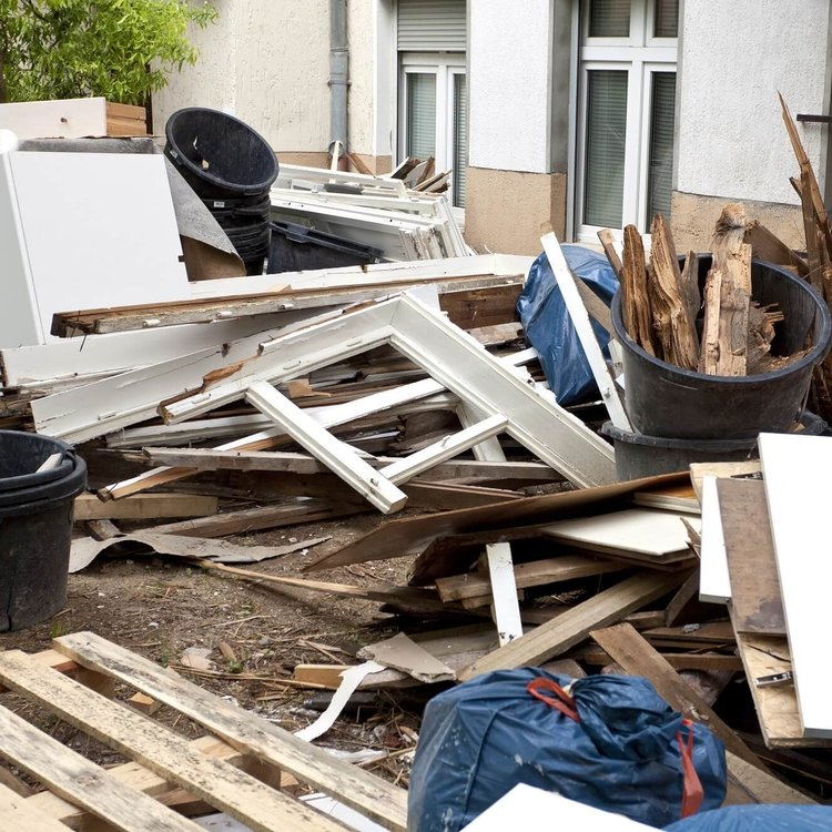 House Clearance - A house clearance can be a stressful time. We operate with the utmost integrity, sensitivity and tact