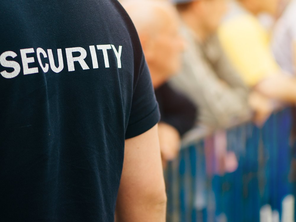 SECURITY SERVICES -