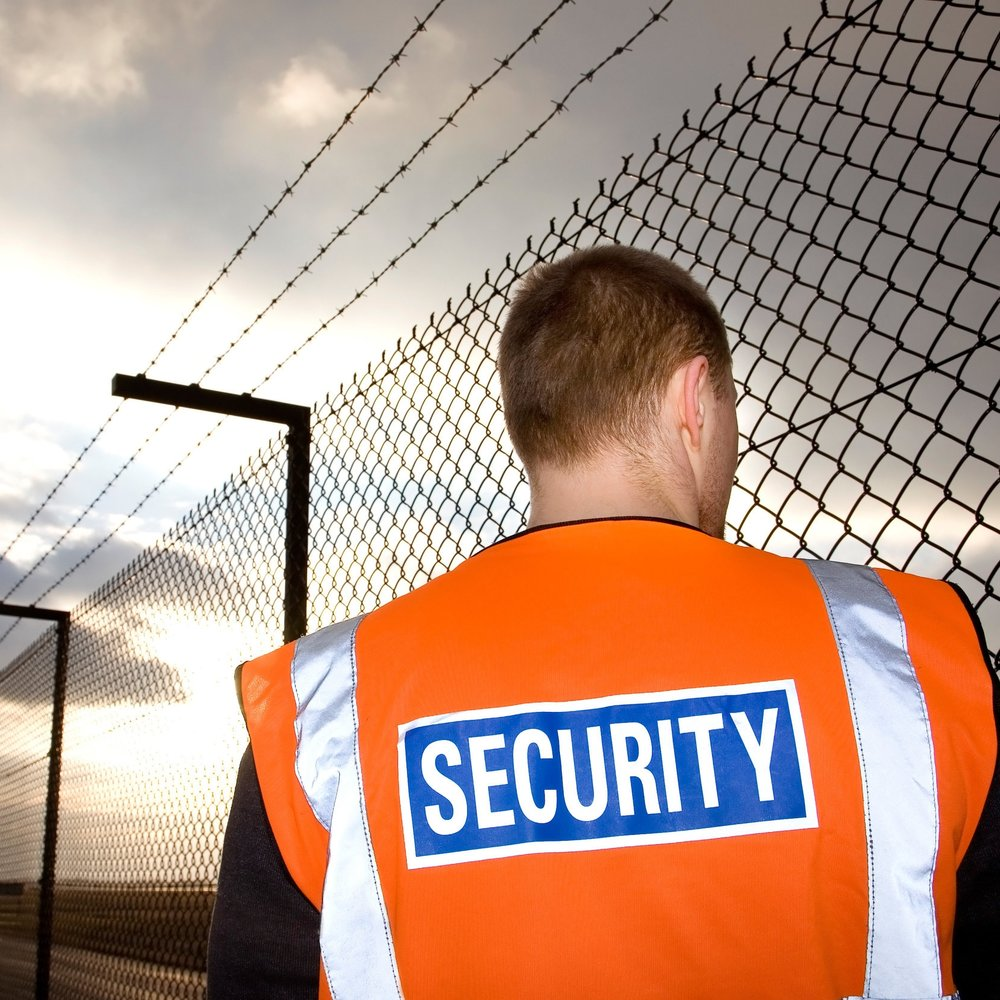 Manned Guarding -