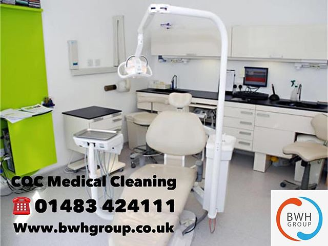 We are specialist in CQC Medical cleaning, we get regular updates on changes of procedures and we quickly adapt to match these meaning the client is fully covered at all times and pass the CQC Audits  #commercial #cqc #doctors #dentist #medical #hospital #cleaning #windowcleaning #window #commercialwindowcleaning #contractcleaning
