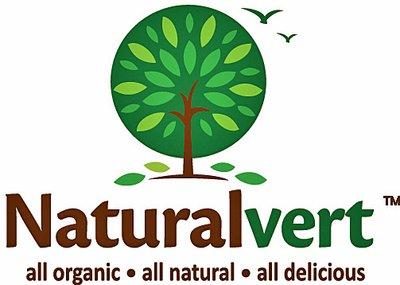 Natural Vert Logo