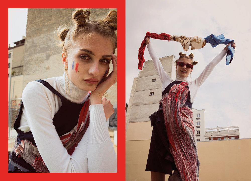 Fashion <-> Football