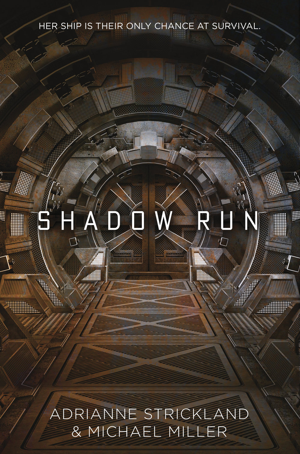SHADOW RUN by Adrianne Strickland & Michael Miller