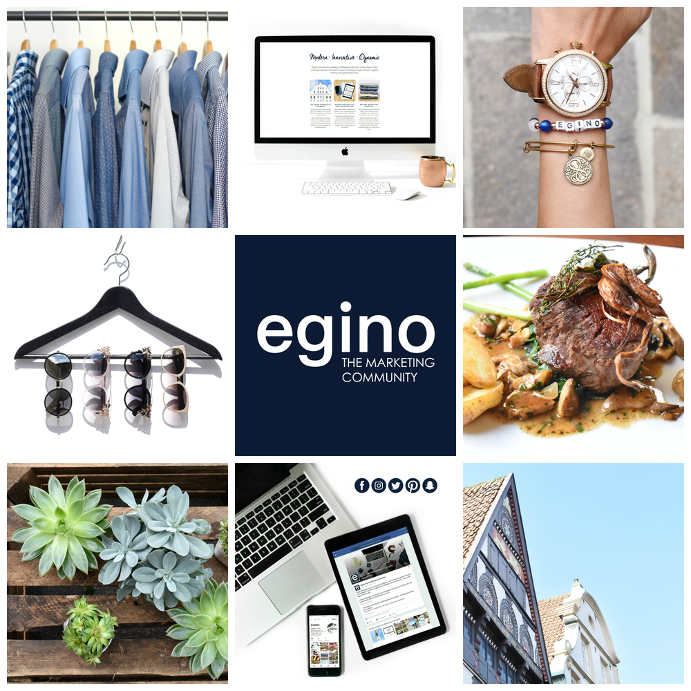 egino THE MARKETING COMMUNITY - Instagram
