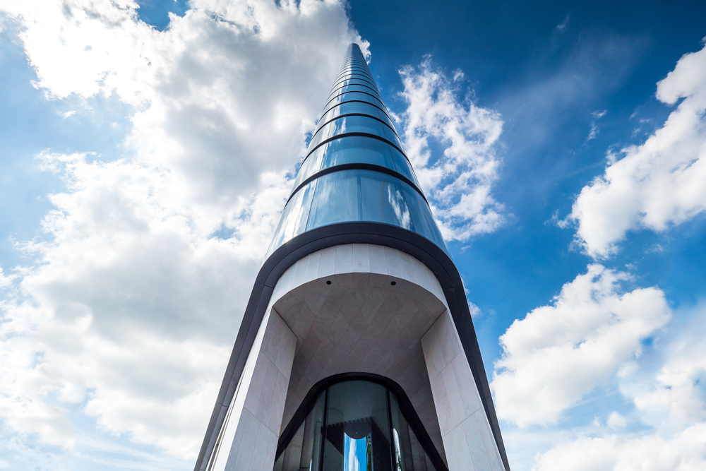Lexicon Tower - Photography: Copyright © Alex Upton