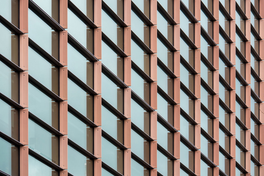 The Francis Crick Institute Facade
