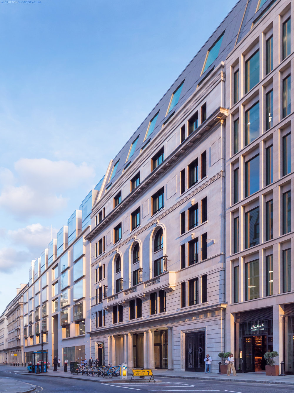 8 Finsbury Circus by WilkinsonEyre Architects.