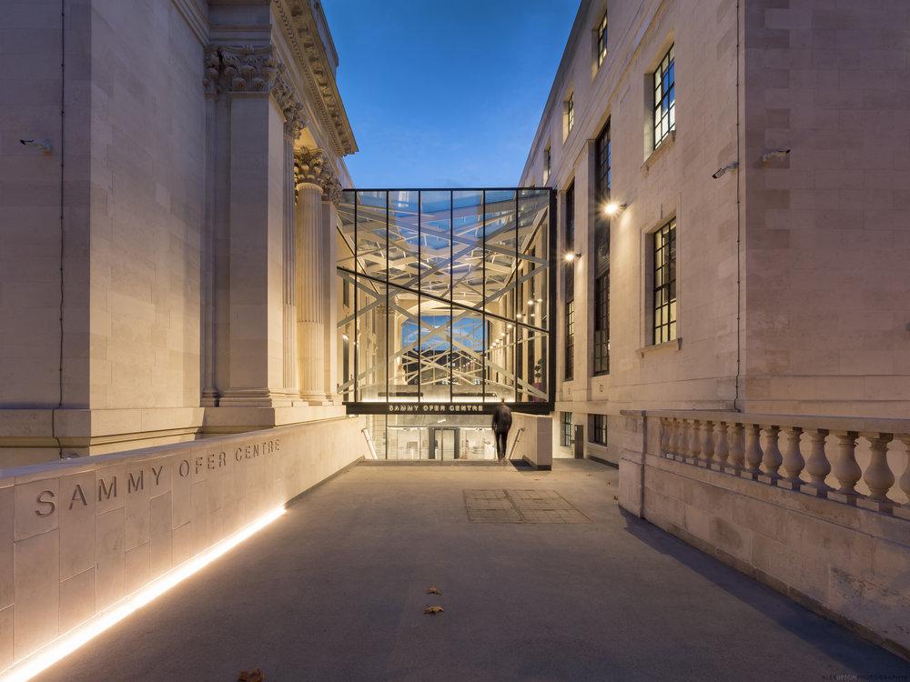 Sammy Ofer Centre by Sheppard Robson Architects.Photography: Copyright © Alex Upton