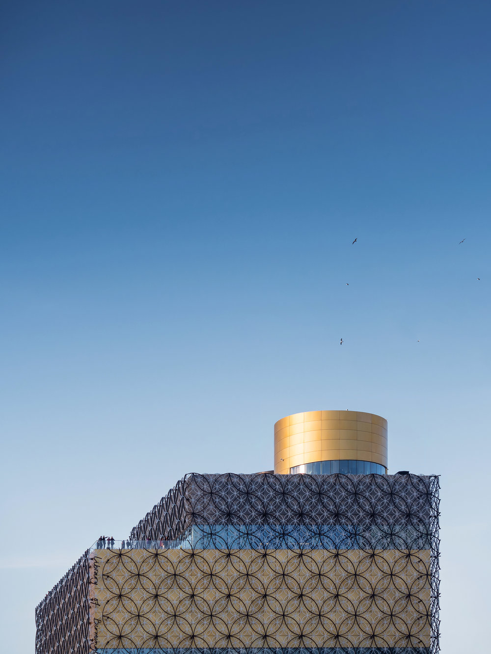 Library of Birmingham. Photography: Copyright © Alex Upton
