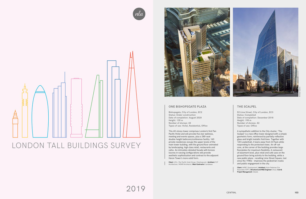 NLA Tall Buildings Publication