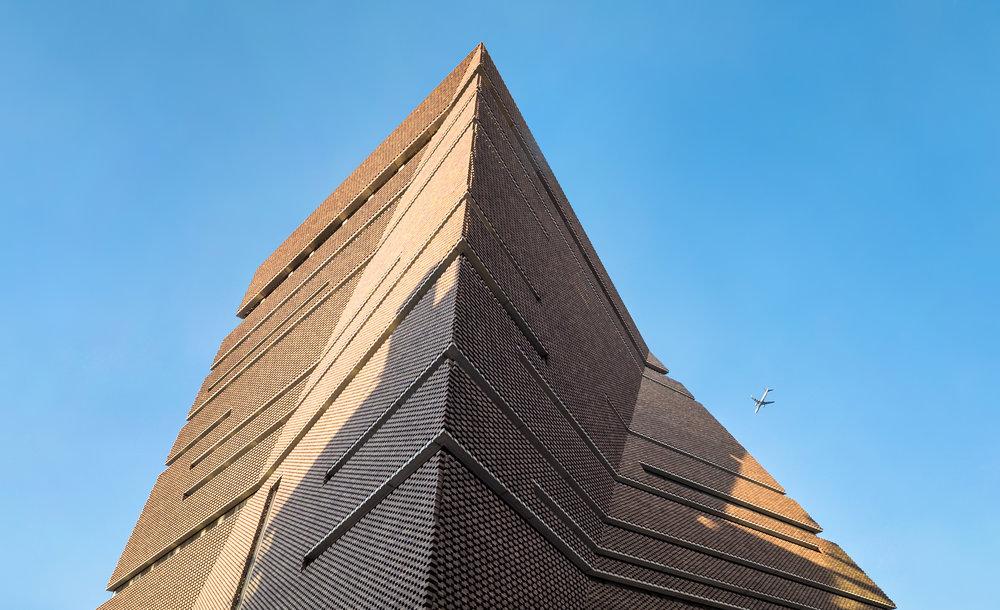 modern architectural photography. Tate Modern Switch House Extension Modern Architectural Photography