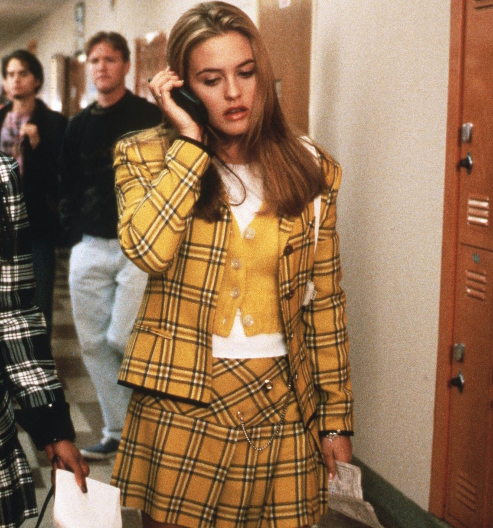 Cher Horowitz  Clueless , from Pinterest
