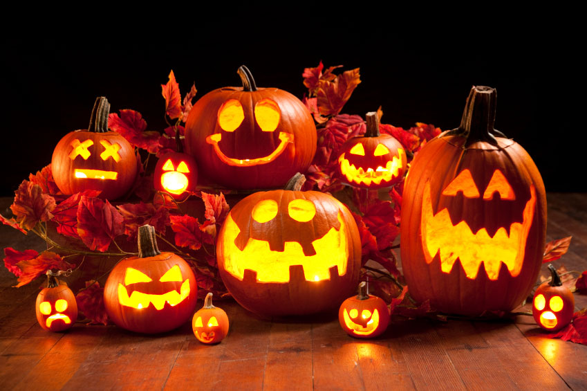 Happy Halloween - Have Fun and Stay Safe!