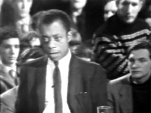 James Baldwin debates at Cambridge, 1965