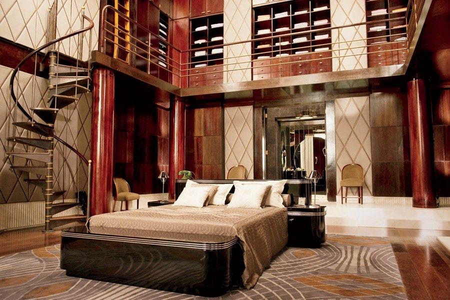Elegant Art Deco Bedroom