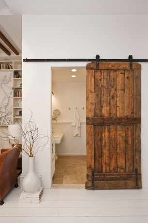 Barn Door for Office