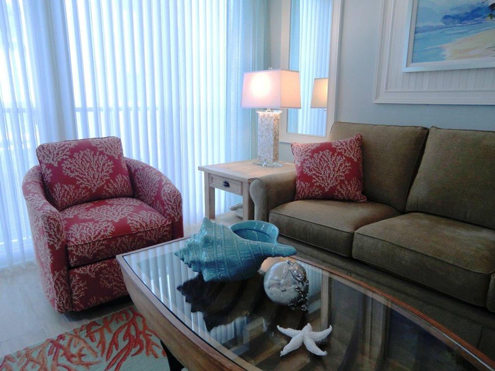 coastal home remodel and interior design at Ocean Reef Club, Key Largo 33040 by Marcus Mars Interiors